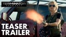 Terminator: Dark Fate Bande-annonce Teaser VO (Action 2019) Arnold Schwarzenegger, Linda Hamilton