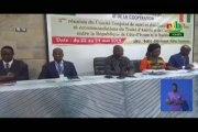 RTB/Rencontre d'échanges du comité conjoint de suivi et d'évaluation des décisions et recommandations du Traité d'Amitié et de Coopération entre la Côte d'Ivoire et le Burkina Faso