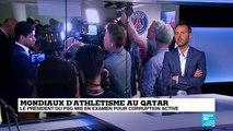 """Mise en examen pour corruption active : """"Année compliquée pour Nasser Al-Khelaïfi"""""""