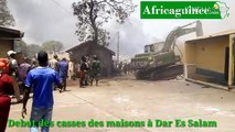 Début des casses à Dar es Salam: des victimes sous le choc