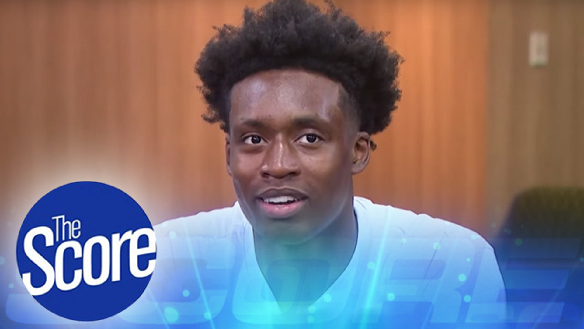 Collin Sexton visits the Philippines for Jr. NBA | The Score