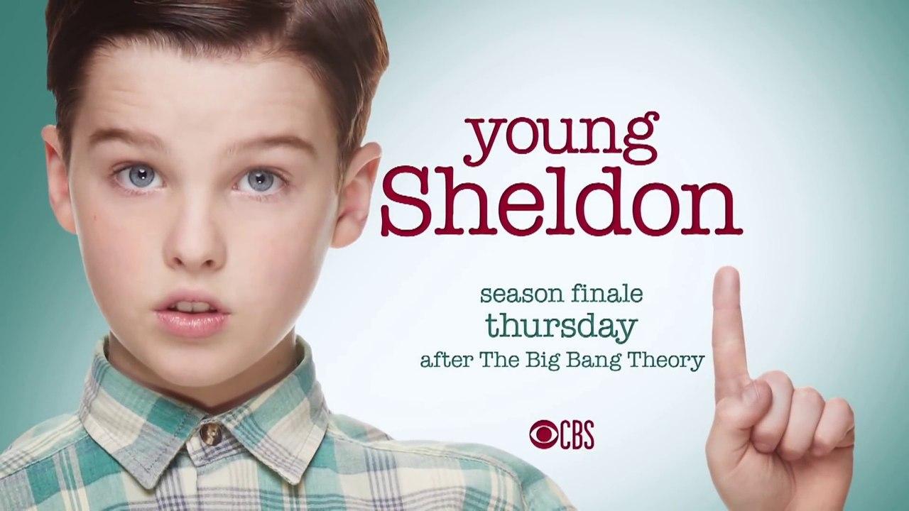 Young Sheldon CBS Trailer #2