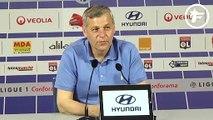 Ligue 1 : Bruno Genesio analyse le mercato des entraîneurs