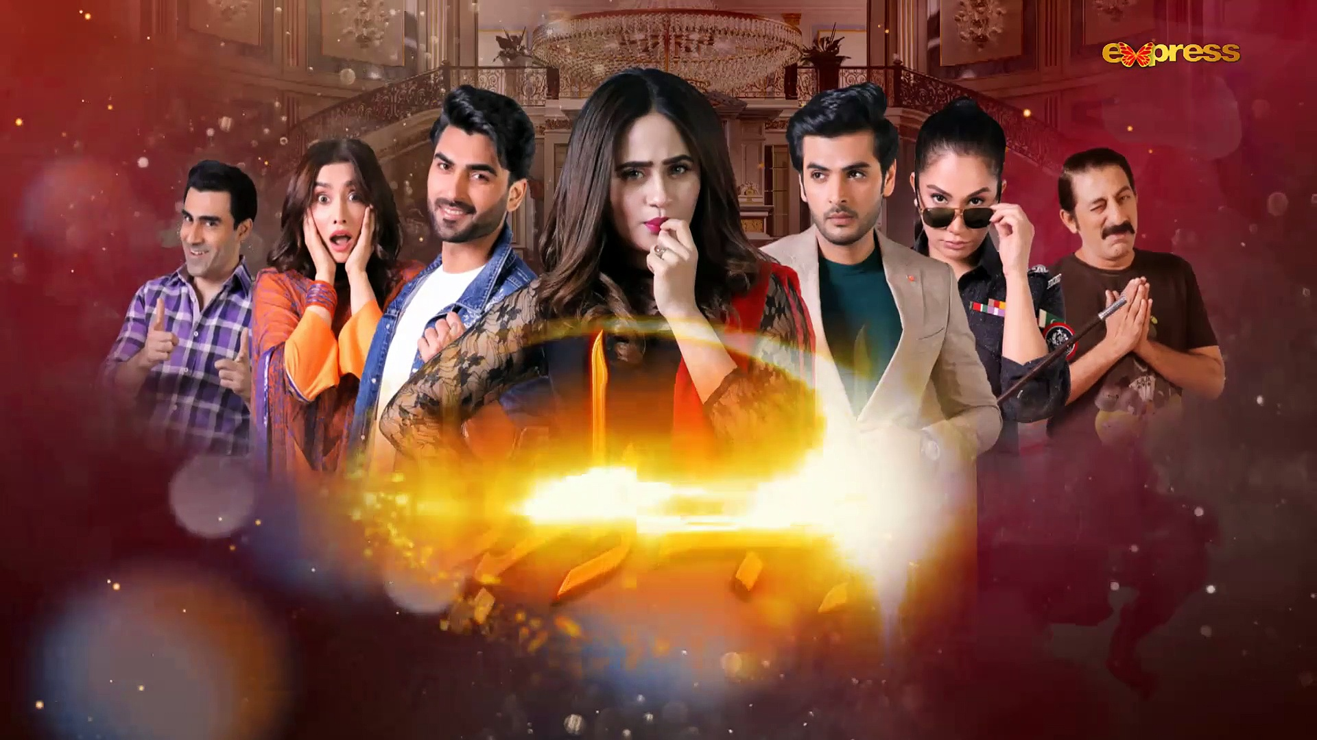 Nawab Zadiyan (Episode 36)