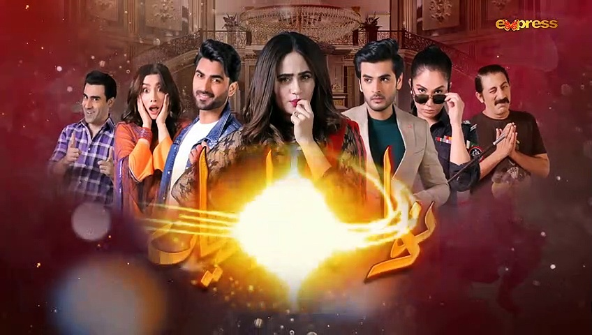 Nawab Zadiyan (Episode 35)