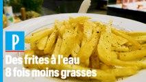 Des frites à l'eau ! Un chef dévoile une recette moins grasse