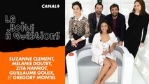 La Boîte à Questions de M. Doutey, S. Clément, Z. Hanrot, G. Gouix et G. Montel – 23/05/2019