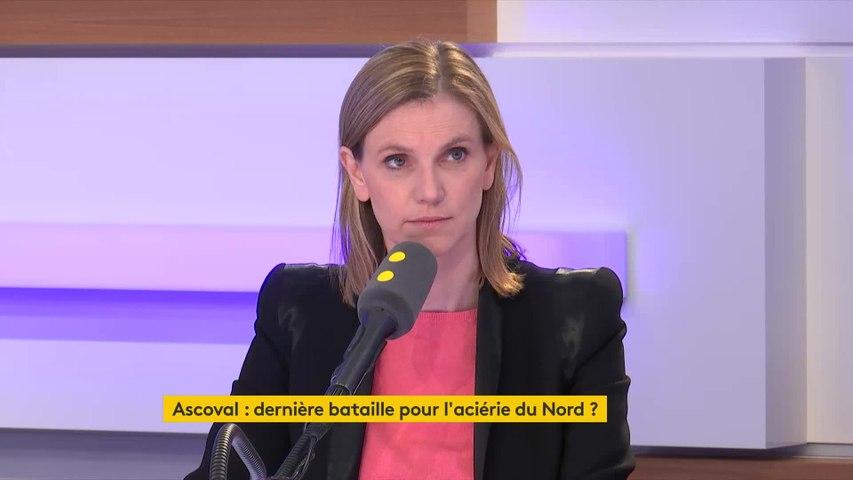 Pour la secrétaire d'Etat Agnès Pannier-Runacher, « l'actionnaire d'Ascoval a de l'argent »