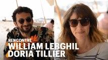 Doria Tillier et William Lebghil : l'interview croisée