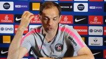 """38e j. - Tuchel : """"Je ne suis pas en colère contre Mbappé"""""""