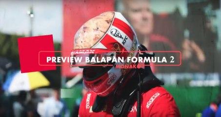 Preview Formula 2 Monaco, Sean Gelael Start dari  Posisi Enam Di Monte Carlo