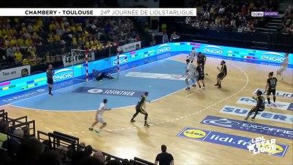 Chambéry-Toulouse, le résumé | J24 Lidl Starligue 18-19