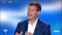 """""""Pour sauver le climat, il faut sauver l'Europe"""", explique Yannick Jadot"""