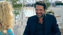 Nicolas Bedos sur La plage d'Agnès - Cannes 2019