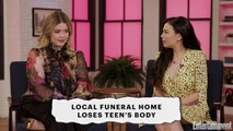 Sasha Pieterse and Janel Parrish Play 'Pretty Little Liars' Plot or Real News Story