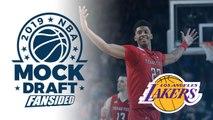2019 NBA Mock Draft - Lakers select Jarrett Culver with No. 4 Pick