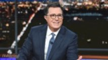 CBS' 'Late Show With Stephen Colbert' Claims No.1 Ranking in Late Night | THR News