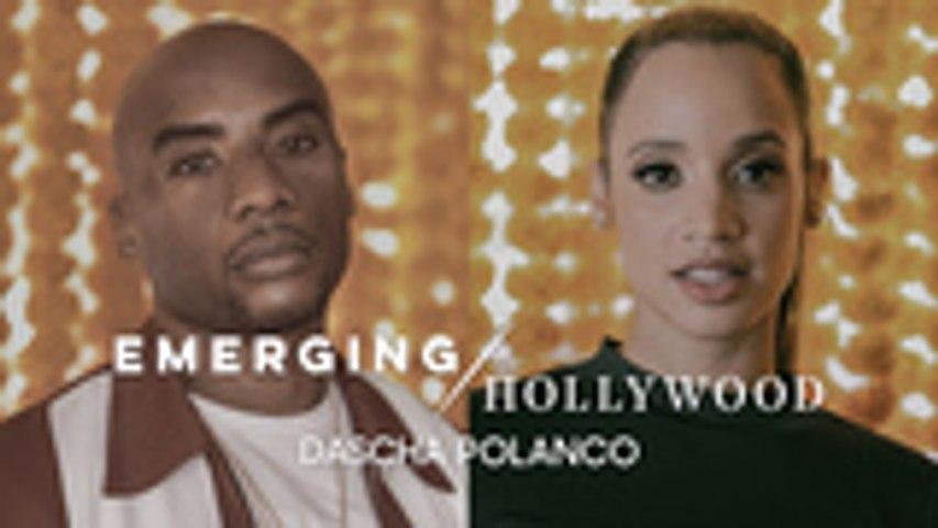 Dascha Polanco & Charlamagne tha God | Emerging Hollywood Full Episode