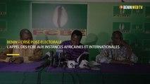 Bénin : l'appel des FCBE aux instances africaines et internationales