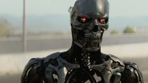 Terminator 6 Dark Fate Movie - Behind the scenes