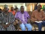RTB - Conférence de presse du Gouvernement à Ouagadougou