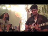 """Mimo & Manny - """"Blessed"""" acoustic Jam session"""