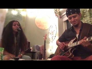 """Mimo & Manny - """"No more Friends"""" acoustic jam session"""