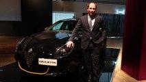 2019 Alfa Romeo Giulietta evento - Alberto Cavaggioni, Head of EMEA Alfa Romeo Brand