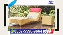 0857-5596-9664, Kursi Santai Rotan Untuk Kamar, Kursi Santai Rotan Surabaya, Kursi Santai Rotan Bandung