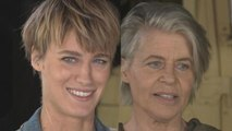 Exclusive First Look at the Ladies of 'Terminator: Dark Fate'