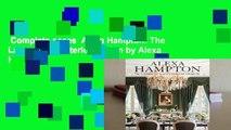 Complete acces  Alexa Hampton: The Language of Interior Design by Alexa Hampton