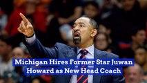Juwan Howard Is Going To Lead University of Michigan Basketball