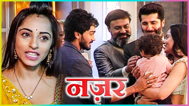 Piya & Ansh To SAVE Munna From Mona | Nazar