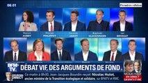 Européennes: les moments les plus forts de l'ultime débat sur BFMTV
