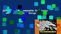 [GIFT IDEAS] Mythomorphia: An Extreme Coloring and Search Challenge
