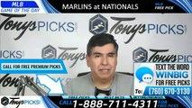 Marlins vs Nationals 5/24/2019 Picks Predictions