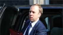 UK Health Minister Matt Hancock To Launch Prime Minister Bid