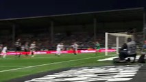 Angers 1-1 ASSE: le but d'Arnaud Nordin vu de la pelouse