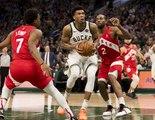 NBA - Playoffs : Le très gros coup des Raptors chez les Bucks ! (VF)