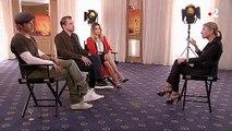 """Leonardo diCaprio évoque Alain Delon dans le 20h de France 2 : """"C'est sans doute l'un des acteurs les plus cool dans l'histoire du cinéma"""" - Regardez"""