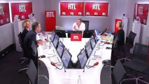 """Européennes : """"Nous sommes à 15 sièges d'inverser les rapports de force"""", affirme Glucksmann sur RTL"""