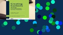 [Read] Creating Contexts  For Free