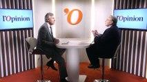 Européennes: «Il faut une majorité à 4, le PPE, le centre, les socialistes et les Verts!», estime Jean-Louis Bourlanges (MoDem)