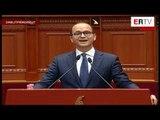 RTV Ora - Bushati flet për krizën politike: Grekët dhe maqedonasit e gjetën gjuhën. Po ne?