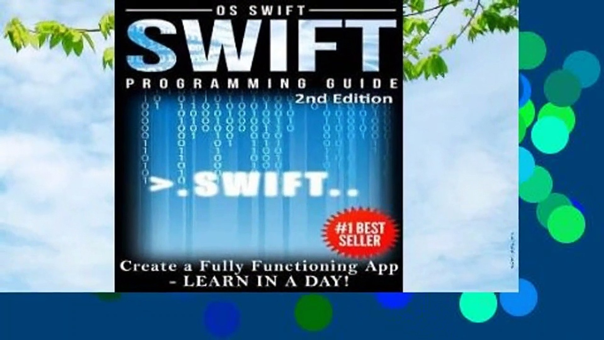 About For Books  Programming Swift: Create a Fully Function App: Learn in a Day! by Os Swift