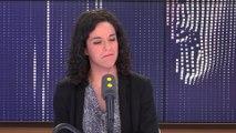Européennes : Manon Aubry « plutôt optimiste » pour le score de La France insoumise dimanche
