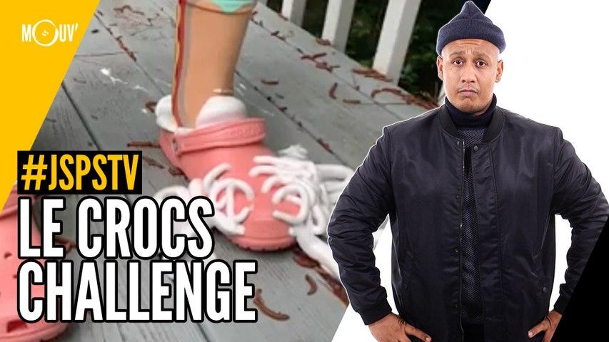 Je sais pas si t'as vu... Le Crocs challenge