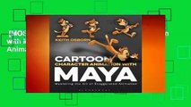 [MOST WISHED]  Cartoon Character Animation with Maya: Mastering the Art of Exaggerated Animation