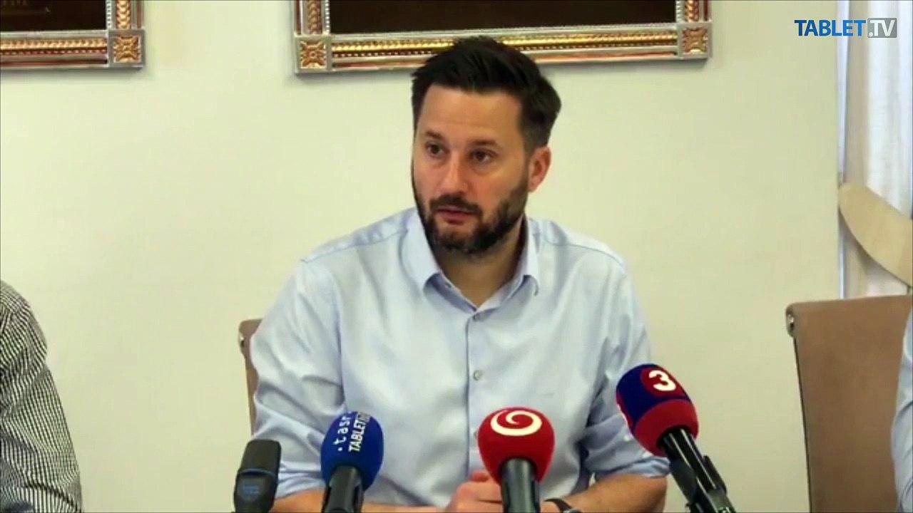 ZÁZNAM: Brífing primátora Bratislava M. Valla