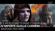 Devenez le Chef de guerre de la Horde sur... les Sims 4 !